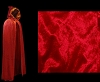 Red Cloak - Authentic Venetian Cloak for Masquerade Parties