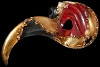 Naso Turco - Hand Made Venetian Nose Mask