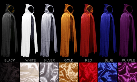 Hooded Cloaks