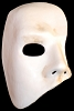 Fantasma dell'opera - White - Phantom of the Opera Mask
