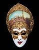 Salome Venezia - Hand Made Venetian Mask