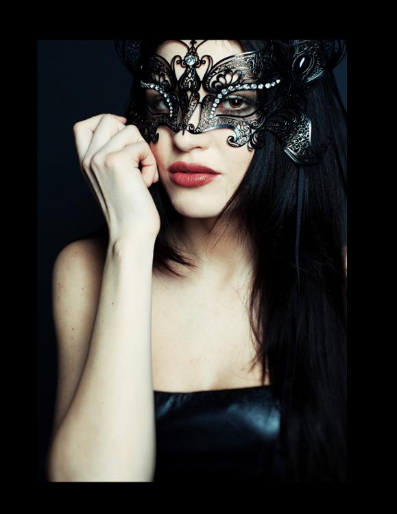 Prom Mask