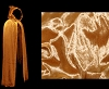 Gold Cloak - Authentic Venetian Cloak for Masquerade Parties