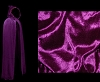 Purple Cloak - Authentic Venetian Hooded Cloak for Masquerade Parties