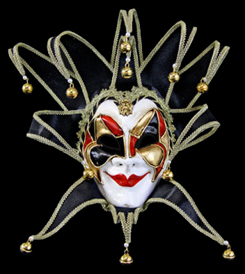 joker reale mask black and white joker mask venetian mask society